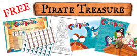 Get Free Pirate Treasure