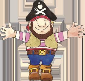 The Cuddle Pirate